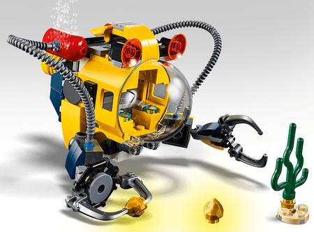 Lego Creator Podwodny Robot P6 31090 Mistertoy